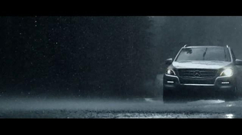 2015 Mercedes-Benz C-Class 4Matic TV Spot, '4 Performance' - Thumbnail 5
