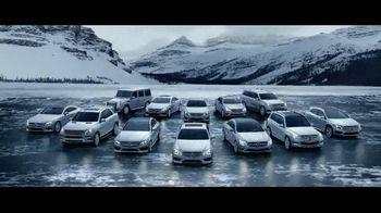2015 Mercedes-Benz C-Class 4Matic TV Spot, '4 Performance' - 12 commercial airings