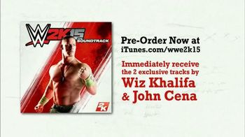 WWE 2K15 The Soundtrack TV Spot, 'iTunes' - Thumbnail 9