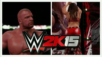 WWE 2K15 The Soundtrack TV Spot, 'iTunes' - 3 commercial airings