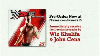 WWE 2K15 The Soundtrack TV Spot, 'iTunes' - Thumbnail 8