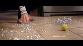 Best Buy Dyson DC59 TV Spot, 'Tinsel' - Thumbnail 1