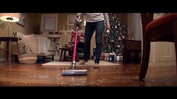 Best Buy Dyson DC59 TV Spot, 'Tinsel' - Thumbnail 3