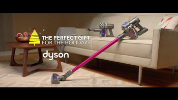 Best Buy Dyson DC59 TV Spot, \'Tinsel\'