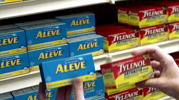 Aleve TV Spot, 'Proven Better' - Thumbnail 3