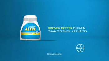 Aleve TV Spot, 'Proven Better' - Thumbnail 9