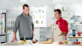 Papa John's Fritos Chili Pizza TV Spot, 'Just a Baby' Feat. Peyton Manning