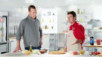 Papa John's Fritos Chili Pizza TV Spot, 'Just a Baby' Feat. Peyton Manning - 3313 commercial airings