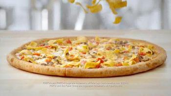 Papa John's Fritos Chili Pizza TV Spot, 'Just a Baby' Feat. Peyton Manning - Thumbnail 7