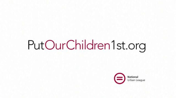National Urban League TV Spot, 'Put Our Children 1st: Full Potential' - Thumbnail 8