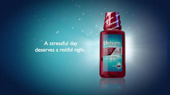 Unisom Liquid Night Time Sleep-Aid TV Spot, 'Help You Wind Down' - Thumbnail 10