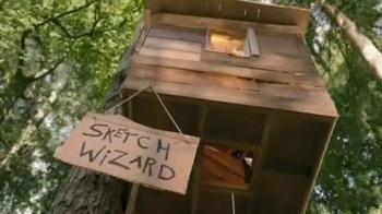 Crayola Sketch Wizard TV Spot, 'Treehouse' - Thumbnail 3