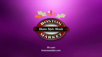 Boston Market TV Spot, 'Good Food Meets Fresh Thinking: Holiday' - Thumbnail 10