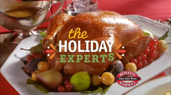 Boston Market TV Spot, 'Good Food Meets Fresh Thinking: Holiday'