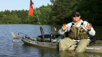 Torqeedo TV Spot, 'Kayak Fishing' - Thumbnail 1