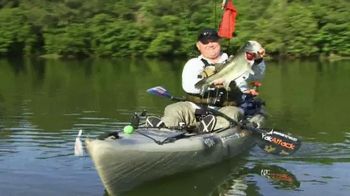 Torqeedo TV Spot, 'Kayak Fishing' - Thumbnail 2