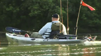Torqeedo TV Spot, 'Kayak Fishing' - Thumbnail 6