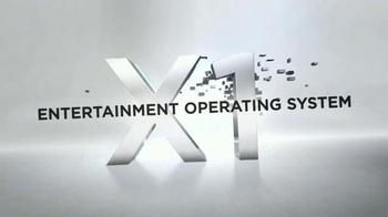 XFINITY X1 Entertainment Operating System TV Spot, 'SYFY Network' - Thumbnail 1