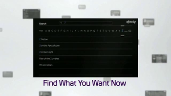 XFINITY X1 Entertainment Operating System TV Spot, 'SYFY Network' - Thumbnail 2