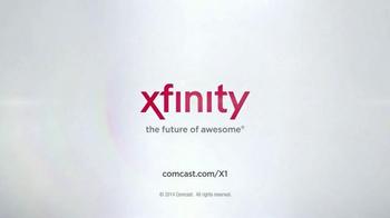 XFINITY X1 Entertainment Operating System TV Spot, 'SYFY Network' - Thumbnail 8
