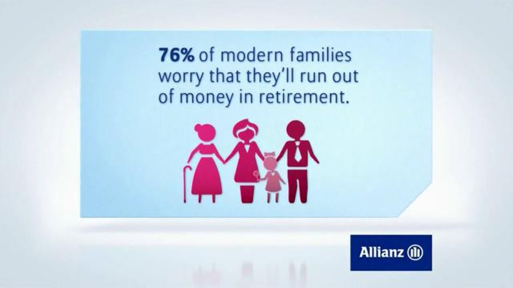 Allianz Corporation TV Commercial, 'Guaranteed Income for Life'