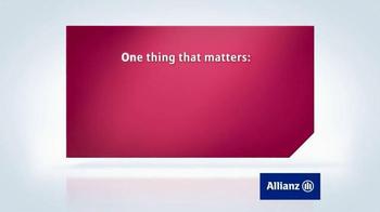 Allianz Corporation TV Spot, 'Guaranteed Income for Life' - Thumbnail 1