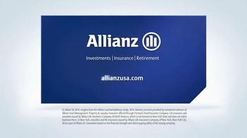 Allianz Corporation TV Spot, 'Guaranteed Income for Life' - Thumbnail 10