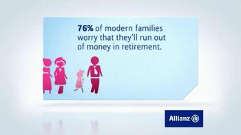 Allianz Corporation TV Spot, 'Guaranteed Income for Life' - Thumbnail 4