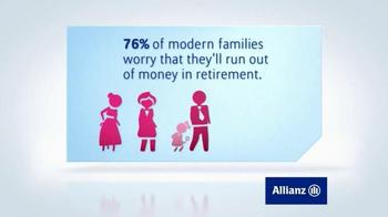 Allianz Corporation TV Spot, 'Guaranteed Income for Life' - Thumbnail 5