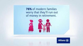 Allianz Corporation TV Spot, 'Guaranteed Income for Life' - Thumbnail 6