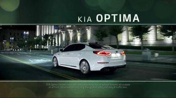 2015 Kia Optima TV Spot, 'Seductive Styling' - Thumbnail 1