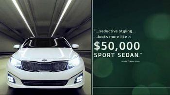 2015 Kia Optima TV Spot, 'Seductive Styling' - Thumbnail 2