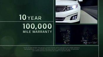 2015 Kia Optima TV Spot, 'Seductive Styling' - Thumbnail 6