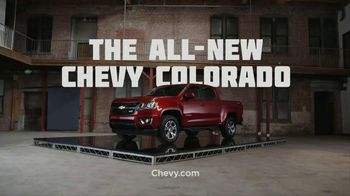 2015 Chevrolet Colorado TV Spot, 'You Know You Want a Truck: Focus Groups' - Thumbnail 10