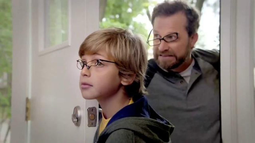 Walmart Vision Center TV Commercial, 'Boys Really Need to Be Boys' - Video
