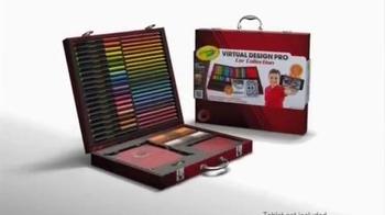 Crayola Virtual Design Pro Car Collection TV Spot - Thumbnail 10