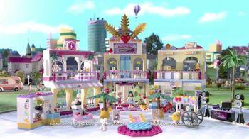 LEGO Friends Heartlake Shopping Mall TV Spot, 'Emma & Stephanie Meet Up'