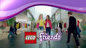 LEGO Friends Heartlake Shopping Mall TV Spot, 'Emma & Stephanie Meet Up' - Thumbnail 1