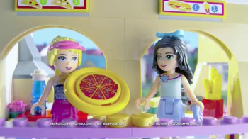 LEGO Friends Heartlake Shopping Mall TV Spot, 'Emma & Stephanie Meet Up' - Thumbnail 5