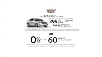 2015 Cadillac ATS Sedan TV Spot, 'Brand New Cadillac' - Thumbnail 10