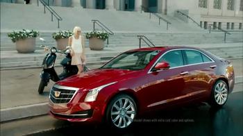 2015 Cadillac ATS Sedan TV Spot, 'Brand New Cadillac' - Thumbnail 4