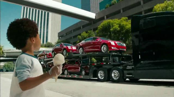 2015 Cadillac ATS Sedan TV Spot, 'Brand New Cadillac' - 48 commercial airings