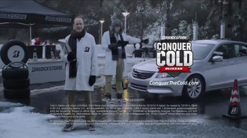 Bridgestone Blizzak WS80 TV Spot, '2015 NHL Winter Classic' - Thumbnail 10