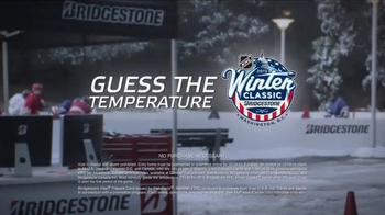 Bridgestone Blizzak WS80 TV Spot, '2015 NHL Winter Classic'