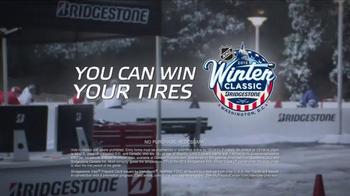 Bridgestone Blizzak WS80 TV Spot, '2015 NHL Winter Classic' - Thumbnail 9