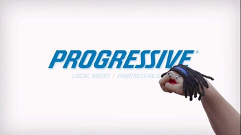 Progressive TV Spot, 'Hand Puppet' - Thumbnail 10