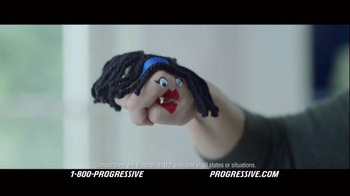 Progressive TV Spot, 'Hand Puppet' - Thumbnail 4