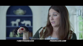 Progressive TV Spot, 'Hand Puppet' - 9875 commercial airings