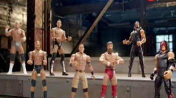 WWE Super Strikers TV Spot, 'Slam Into Action!' - 341 commercial airings