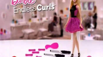 Barbie Endless Curls Doll TV Spot, 'Ready for a New Look?' - Thumbnail 10